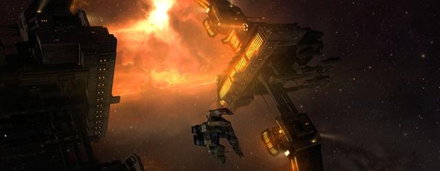 EVE Online: Провиденс в огне (часть вторая)