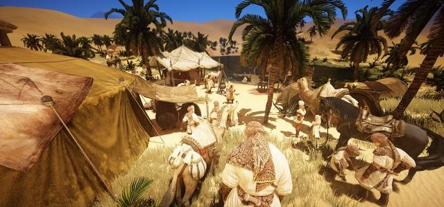 Black Desert: Открытки из будущего