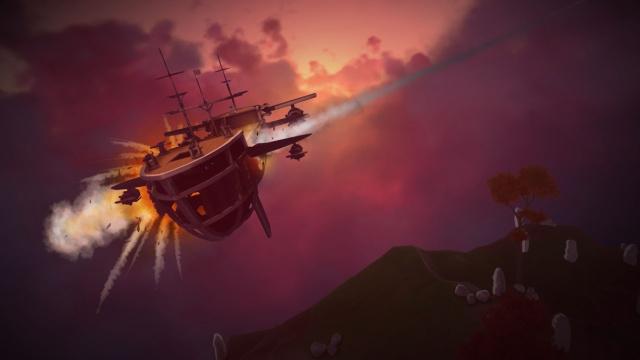 Worlds Adrift: Для витающих в облаках