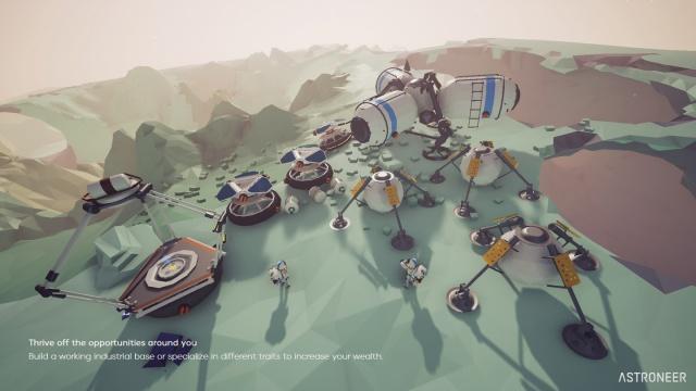 Astroneer: Окончательная разгерметизация