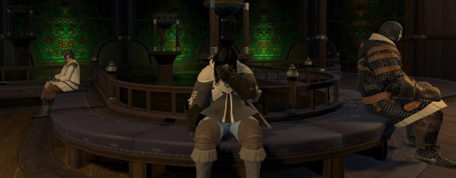 Final Fantasy XIV: грусть