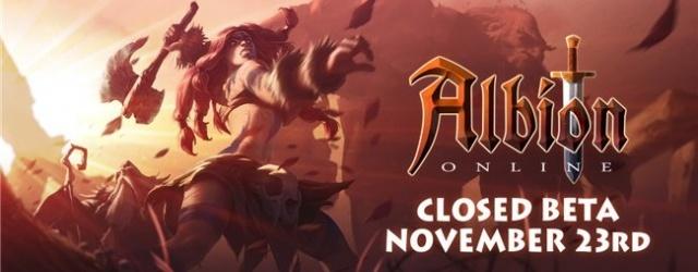 Albion: Объявлена дата закрытого бета-тестирования!