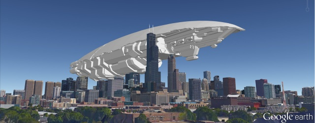 EVE Online: Providence над Чикаго