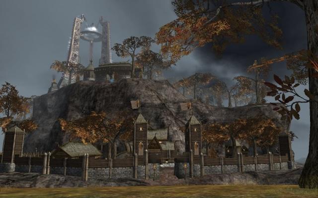DarkFall: Марк Томпсон о Новом Рассвете Darkfall. Часть 1