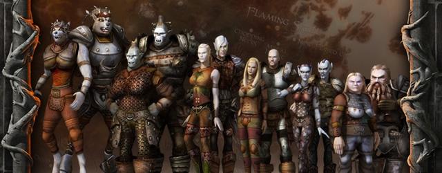 DarkFall: Марк Томпсон о Новом Рассвете Darkfall. Часть 2