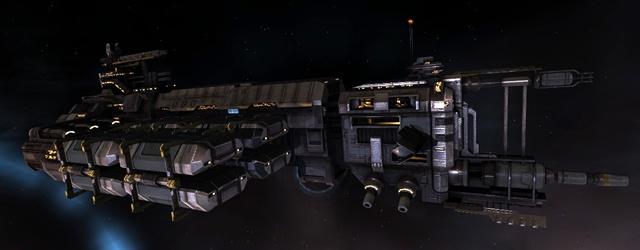 EVE Online: Переделка Rorqual