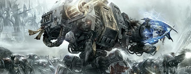 Warhammer 40 000: Eternal Crusade: Адаптация бэка настольной игры в ММО на примере Дредноута Космодесанта