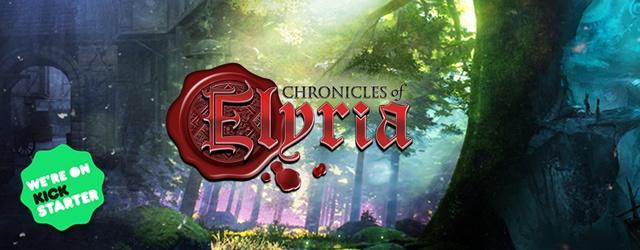 Chronicles of Elyria: Кикстартер-приключение началось