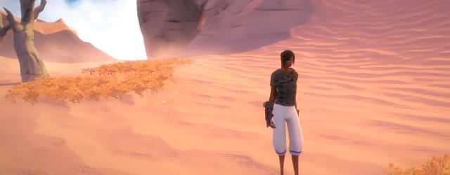 Worlds Adrift: Оживить пустыню