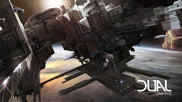 Dual Universe: Бескрайний мир, корабли любой формы, космические станции и мирная деятельность
