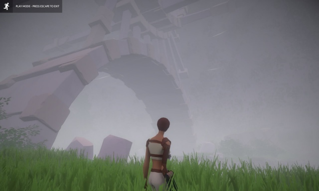 Worlds Adrift: The Makers Sundial: Памятник Созерцателю