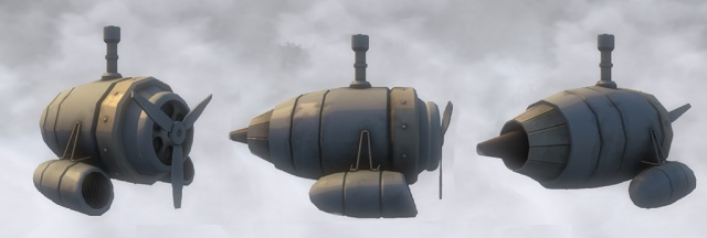 Worlds Adrift: С небес на стапель: модульная механика