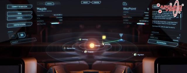 Разработчики Star Citizen показали над чем работают в данный момент