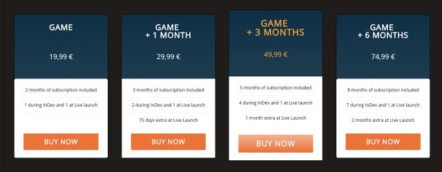 DarkFall: New Dawn: Открыт Игровой Магазин