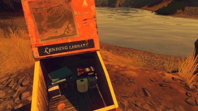 Игровая индустрия: Firewatch: десять блокнотов за тридцать долларов