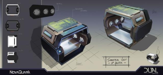 Dual Universe: Блиц: Распространение информации, доступ к ней и следы из прошлого