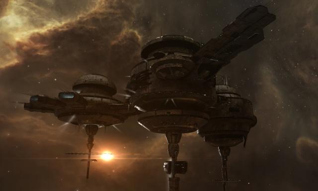 EVE Online: Цитадели в Империи