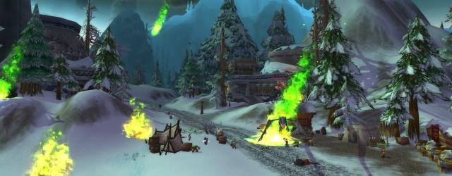 World of Warcraft: Про демонов , охотников, охотников на демонов и короля.