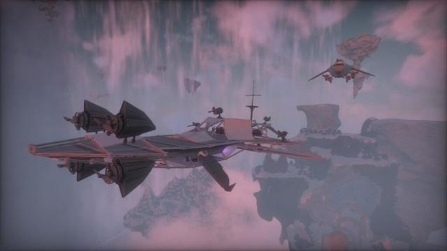 Worlds Adrift: Собирай свою команду!