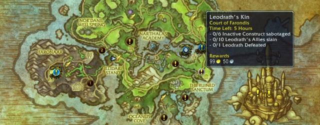 World of Warcraft: Иллюзия выбора или 10000 мировых заданий