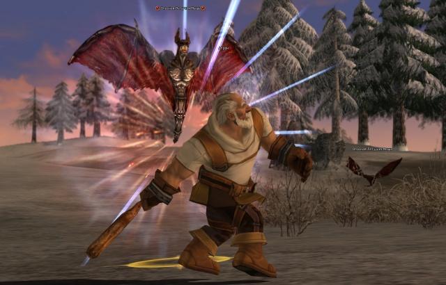 Теория MMO: Рандом, Линейка и Игровой Процесс