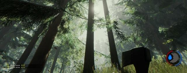 неММО: The Forest: Воспоминания