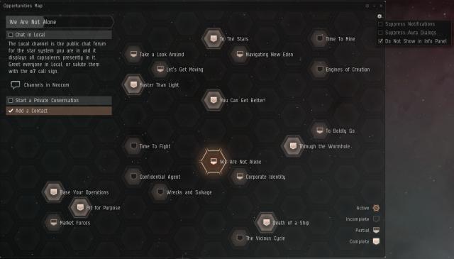 EVE Online: За терминатором