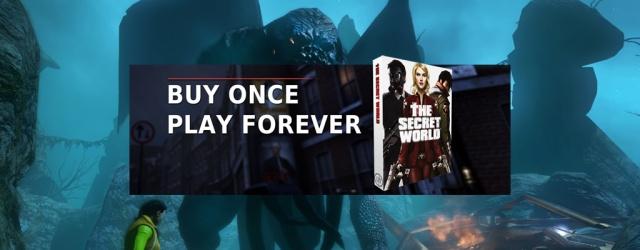 The Secret World: Скидка на покупку в честь хэллоуина!