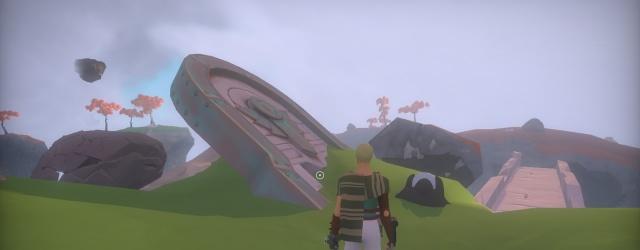 Worlds Adrift: С самого начала