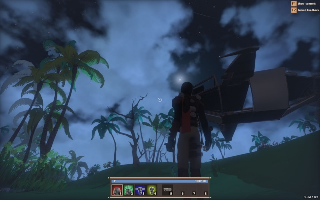 Worlds Adrift: Альфа-выводы