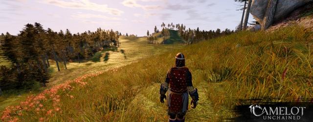Camelot Unchained: Чем дальше в лес...