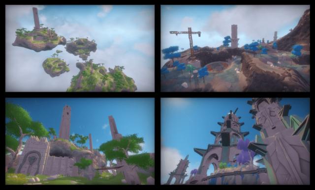 Worlds Adrift: За стеной
