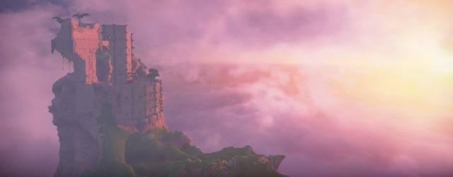 Worlds Adrift: Работа над облаками