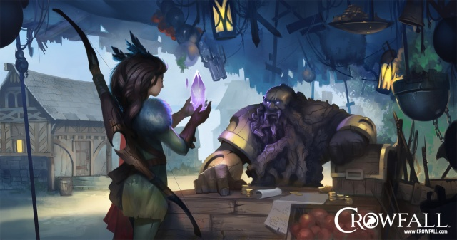 Crowfall: Для чего нужны Вечные Королевства