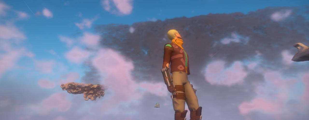 Worlds Adrift: Заметки альфа-тестера: буря