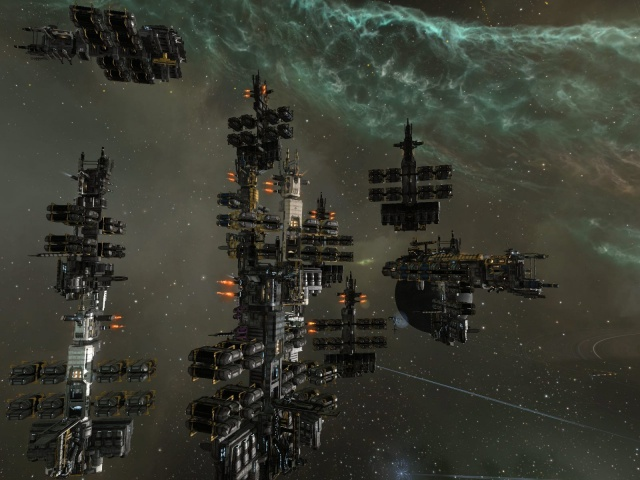 EVE Online: Паника не с той стороны