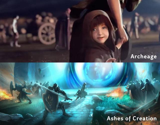 Ashes of Creation: Изначальный Мир с последствиями