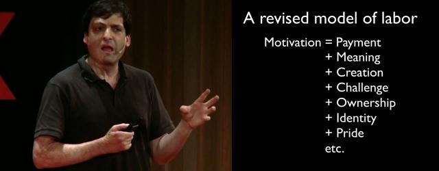 Игры Разума: Дэн Ариэли: Что создаёт нам хорошие ощущения от работы?