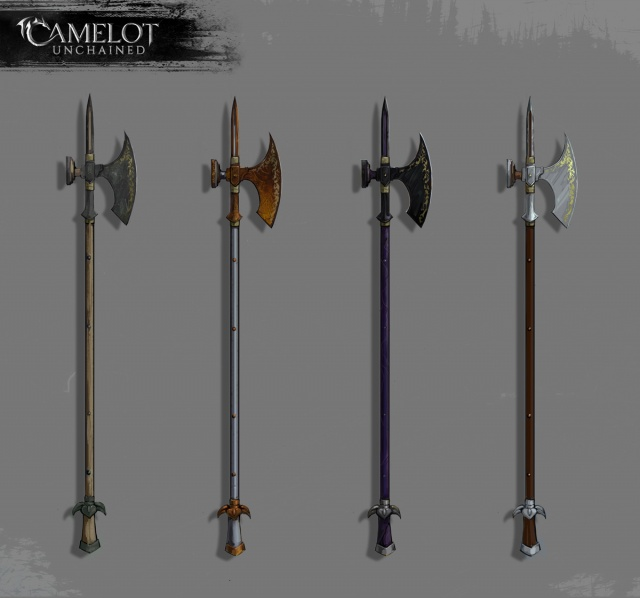 Camelot Unchained: Как дела? Февраль-Март