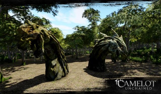 Camelot Unchained: Статус разработки: 24 марта 2017