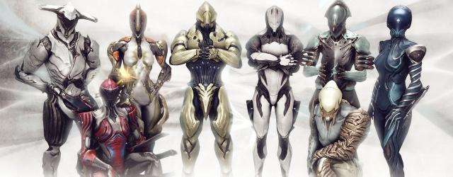 Блог им. noodlik: Новый класс в игре Warframe