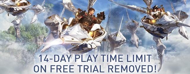 Final Fantasy XIV – расширение триала