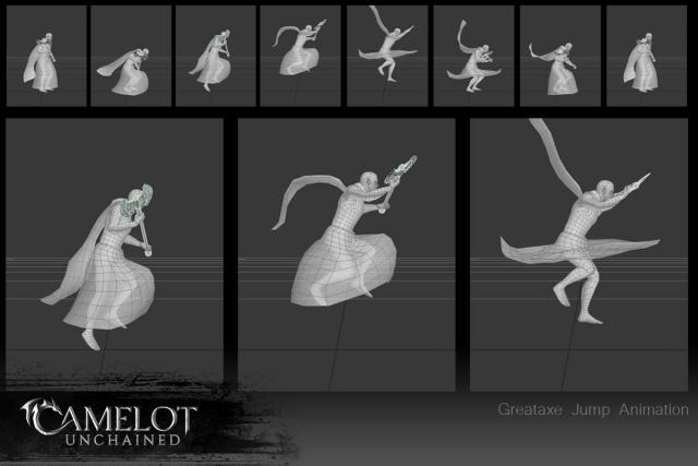 Camelot Unchained: Статус разработки: 31 марта