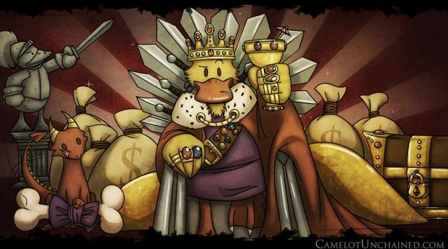 Camelot Unchained: Жизнь в Королевстве: здоровый коллективизм