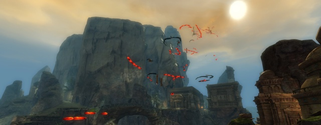 Guild Wars 2: Мона Лиза Овердрайв