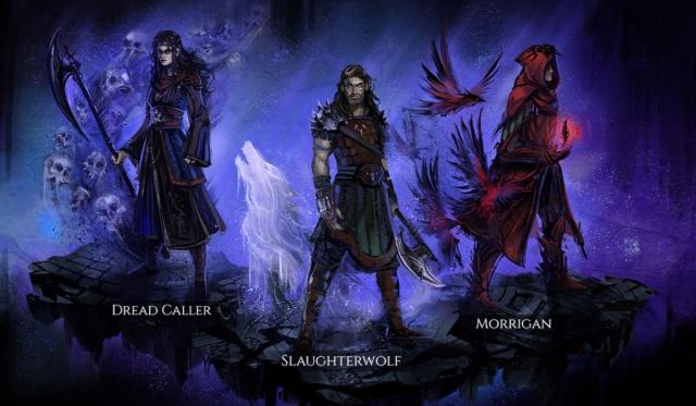 Camelot Unchained: Гордость, гордость, повсюду гордость