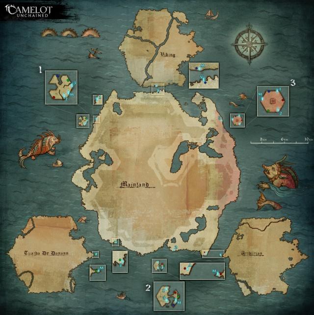 Camelot Unchained: Статус разработки: 5 мая