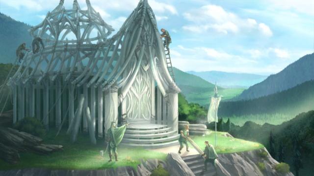 Ashes of Creation: Тропические дворфы и другие расы