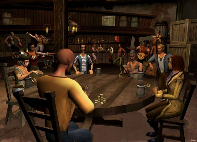 "The Legend of Pirates Online: ""А мы говорим - не умерла"": реинкарнация Pirates of the Caribbean Online руками энтузиастов"