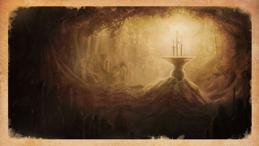 Camelot Unchained: Прибытие Эмиссаров: часть первая